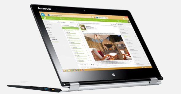 Lenovo Yoga 3 14-inches Touchscreen Laptop Reviews
