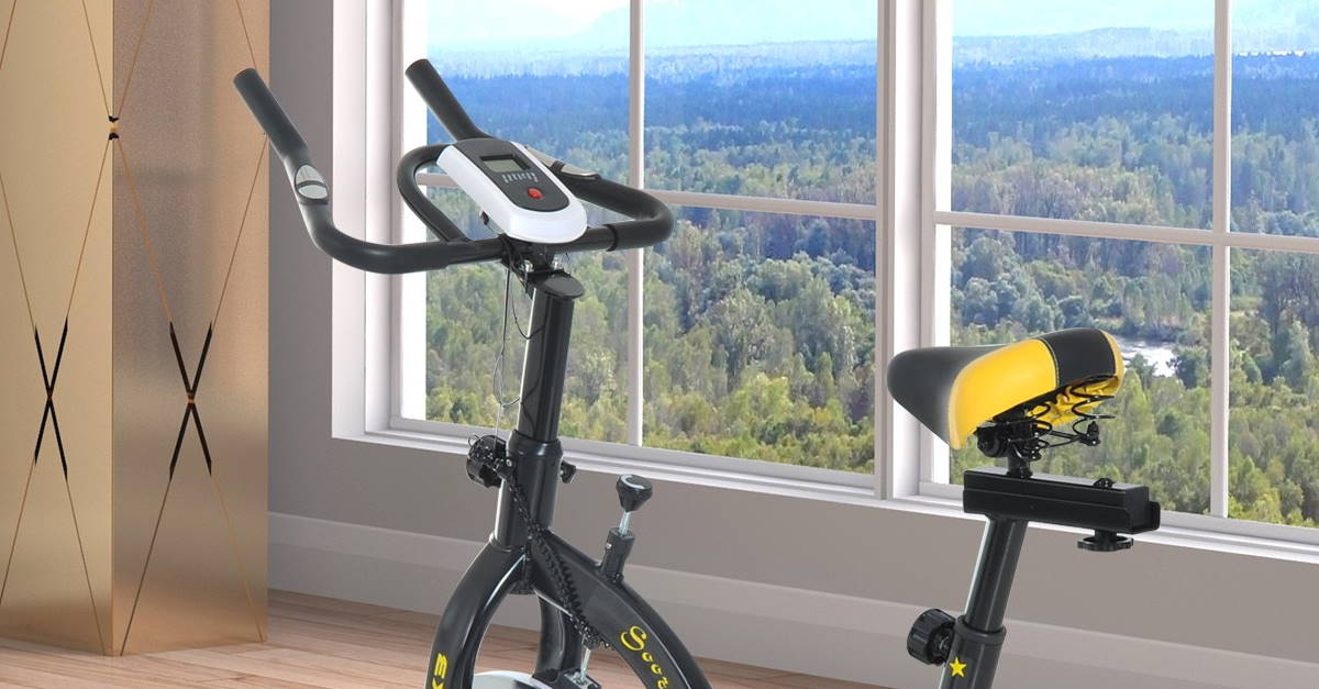 Online Top Best Selling 5 Home Exercise Magnetic Bikes India
