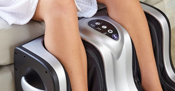 Best Selling Online Shiatsu Leg Foot Thigh Massager India Top 5