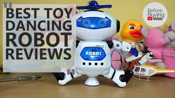 Dancing-Robot-Kids-Toy-Amazon-Toyshine-Under-500-Reviews-in-Hindi-India