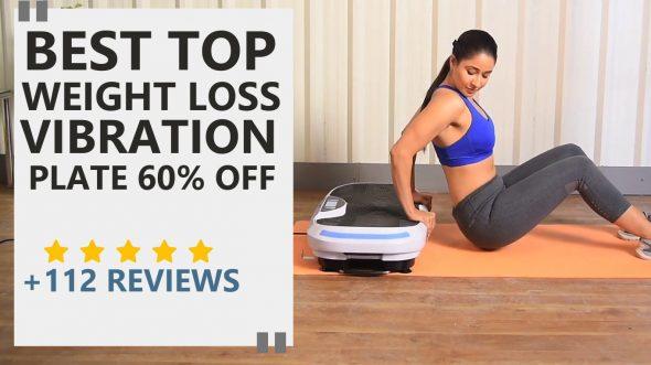 Exercise Plate Vibration Machine India 2020