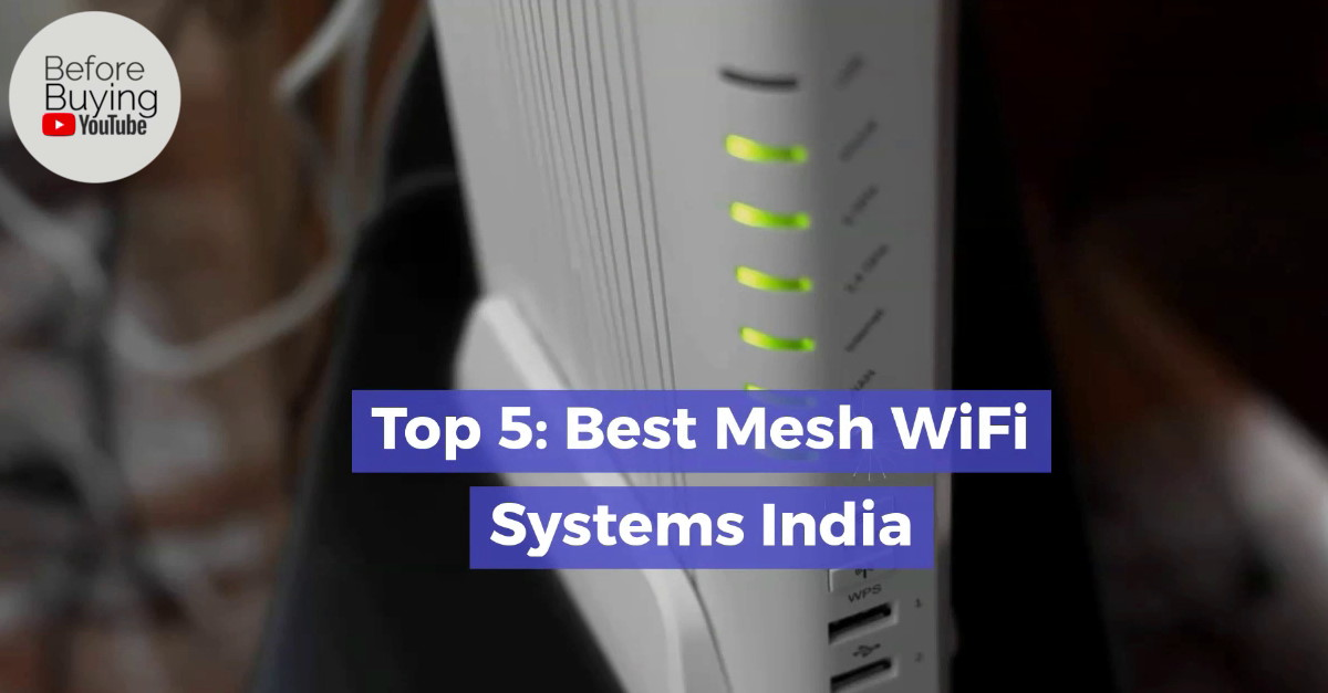 Best Selling Wifi Mesh Router India 2020
