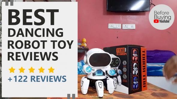 Best Octopus Robot Music Lights Reviews India